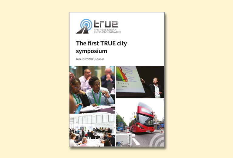 The first TRUE city symposium