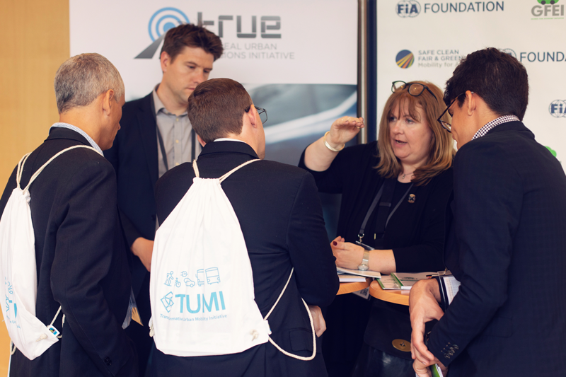 TRUE presented at influential TUMI event